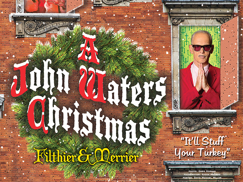 John Waters Christmas Brochure